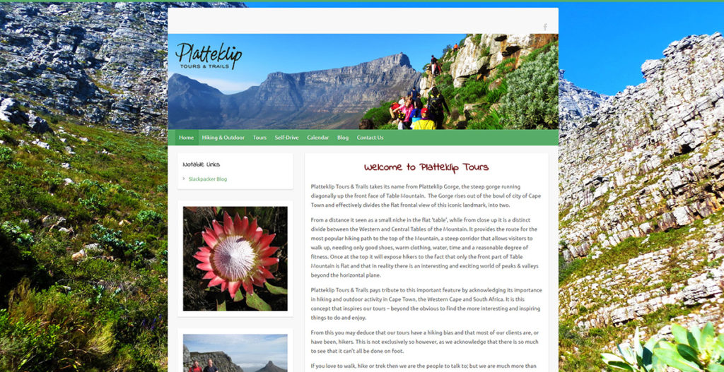 Platteklip Tours & Trails