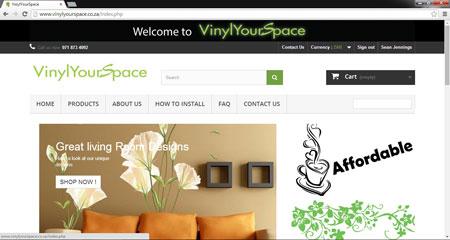 Vinyl Your Space