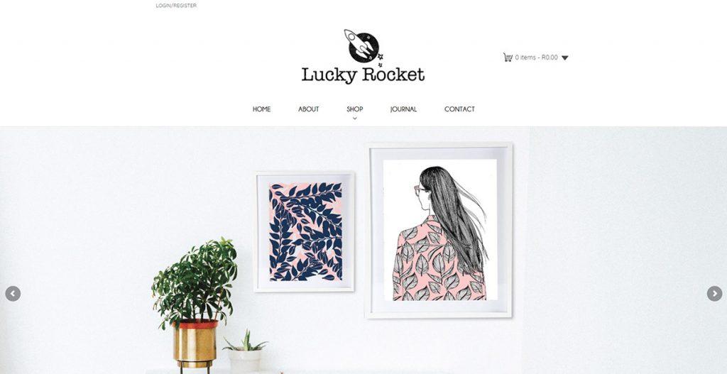 Lucky Rocket